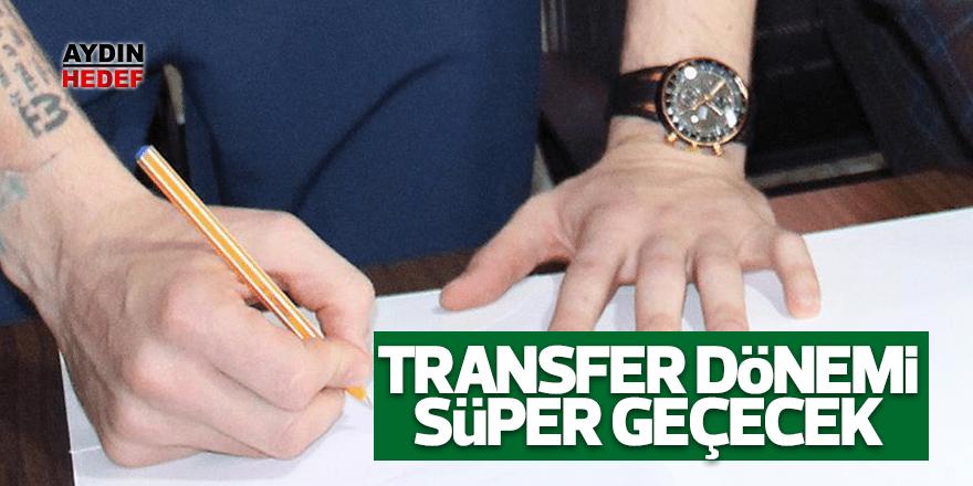 Transfer dönemi 'süper' geçecek