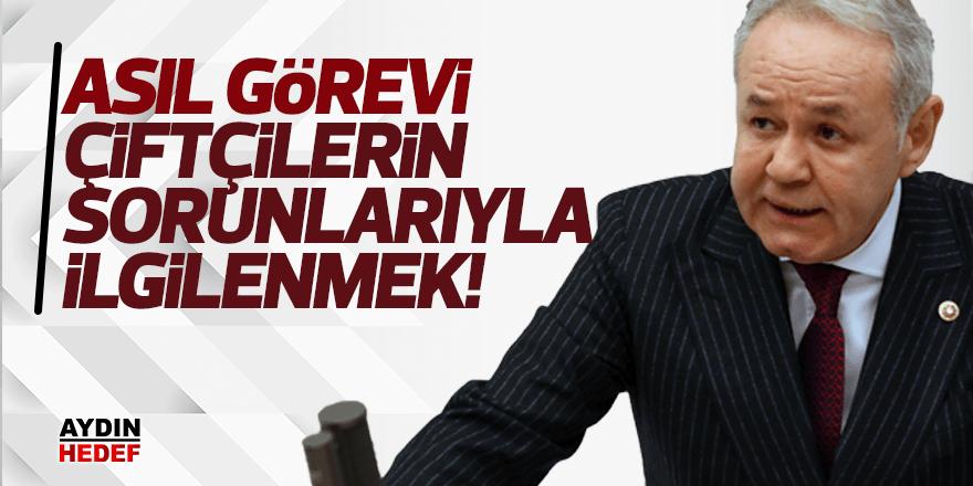 İYİ Partili Sezgin, çiftçi borçlarının yapılandırılması çağrısı yaptı