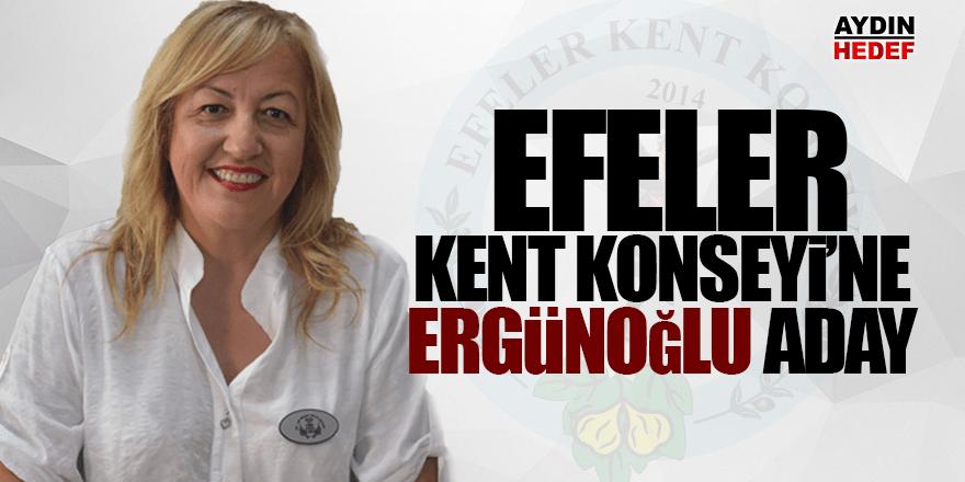 Efeler Kent Konseyi'ne Ergünoğlu aday