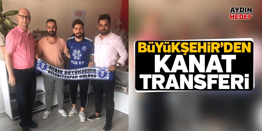 Büyükşehir'den kanat transferi