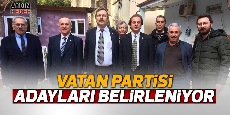 Vatan Partisi adayları belirleniyor