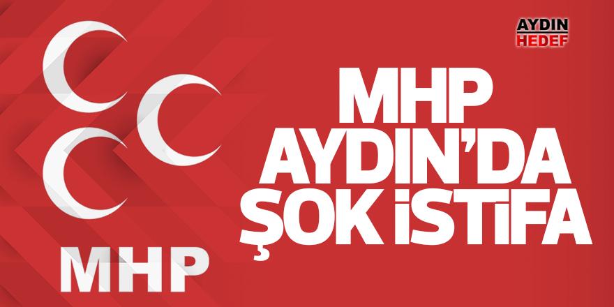 MHP Söke'de istifa