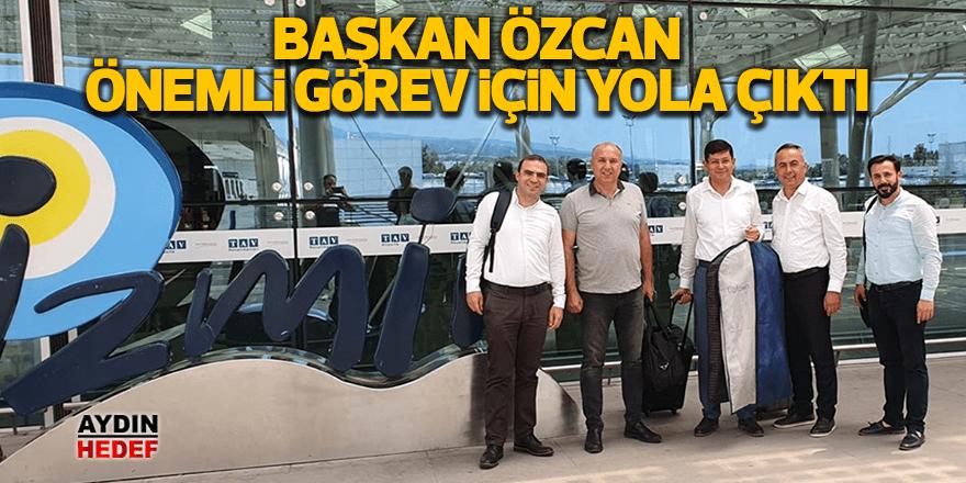 Başkan Özcan'a önemli görev