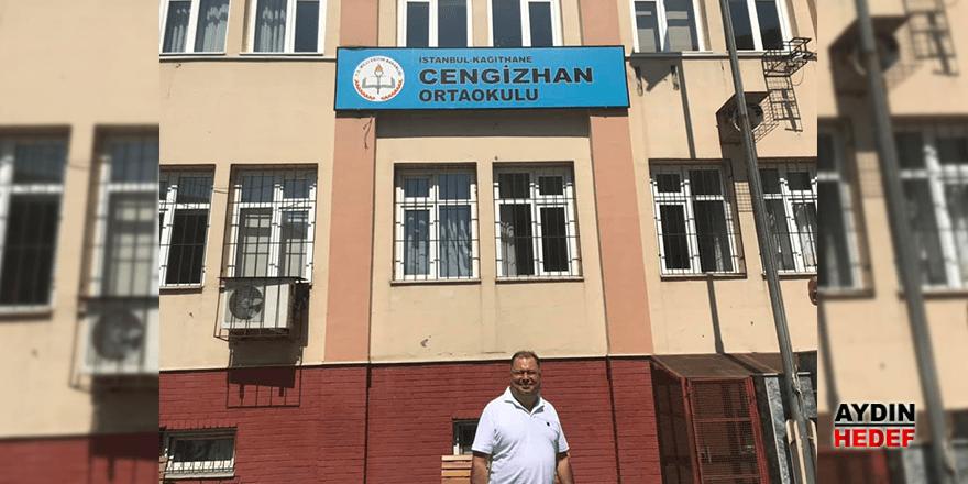 Çine Belediye Başkanı Dinçer sandık nöbetinde