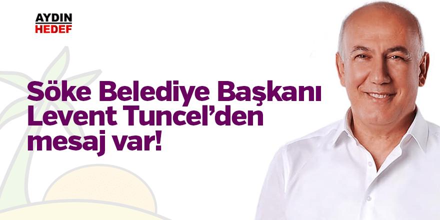 Tuncel'den İstanbullulara tatil mesajı