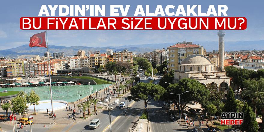 Aydın'da konut fiyatı ortalama 294 bin 500 TL