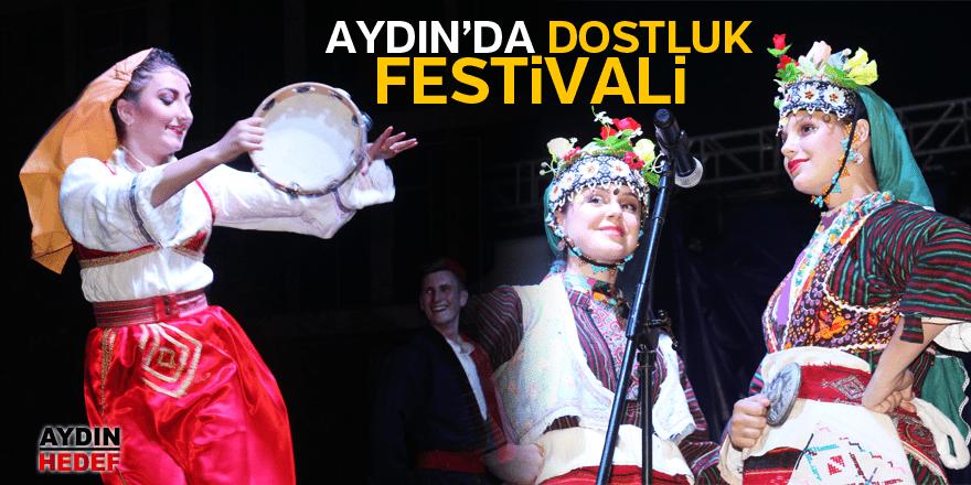 Aydın'da dostluk festivali