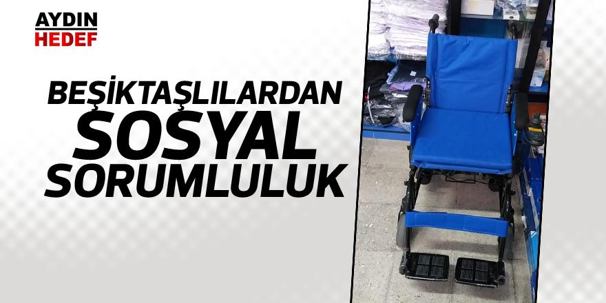 Beşiktaşlılardan sosyal sorumluluk