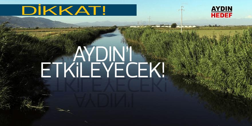 Uşak'ta açılacak maden Aydın'ı da etkileyecek