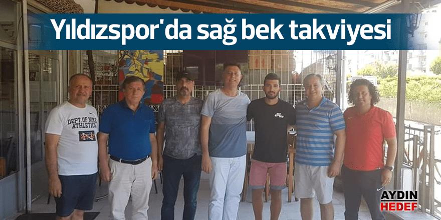 Yıldızspor'da sağ bek takviyesi