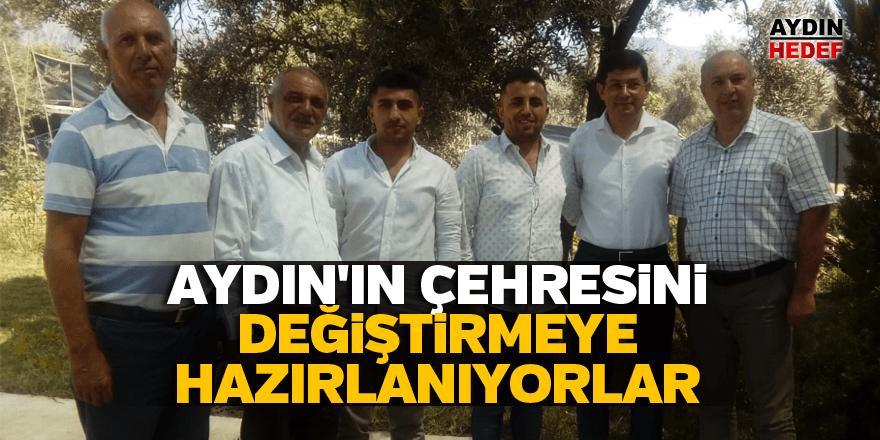 Aydın'ın çehresini değiştirmeye hazırlanıyor