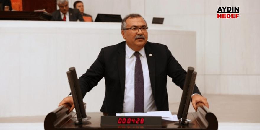 Bülbül 'Turizm Yasası'nı eleştirdi