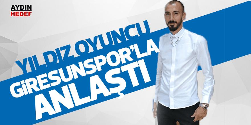 Yıldız oyuncu Giresunspor'la anlaştı