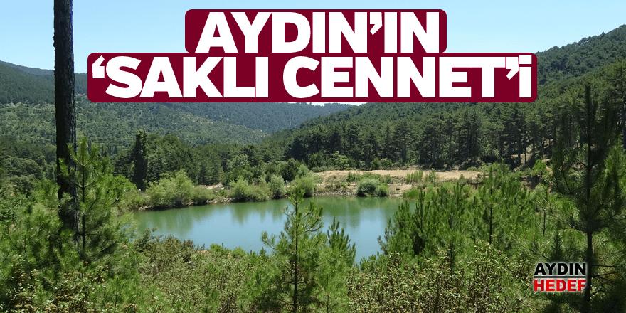 Aydın'ın 'Saklı Cennet'i