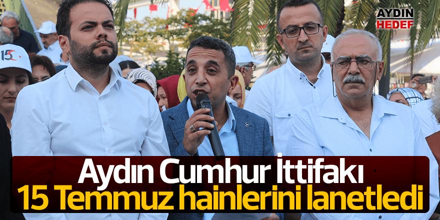 AK Parti ve MHP, 15 Temmuz hainlerini lanetledi