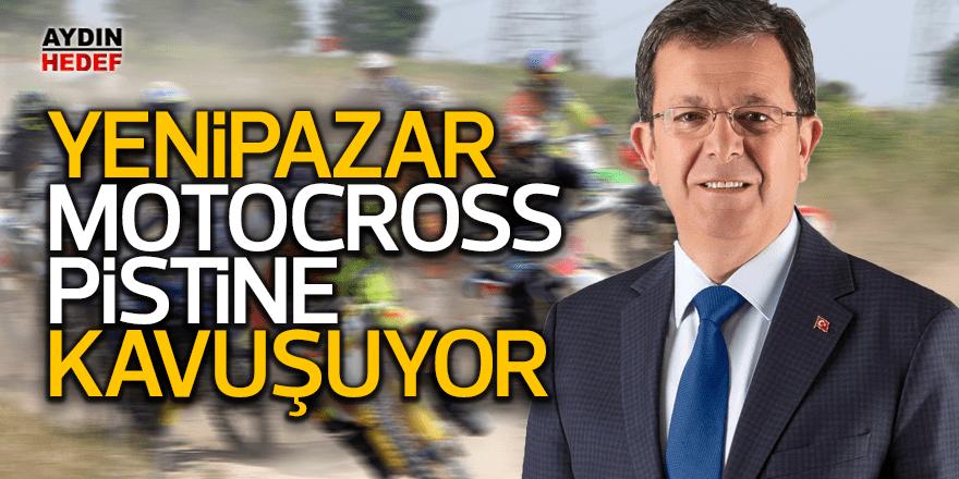 Yenipazar motocross pistine kavuşuyor