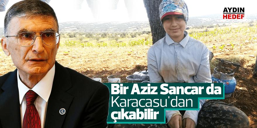 Bir Aziz Sancar da Karacasu'dan çıkabilir