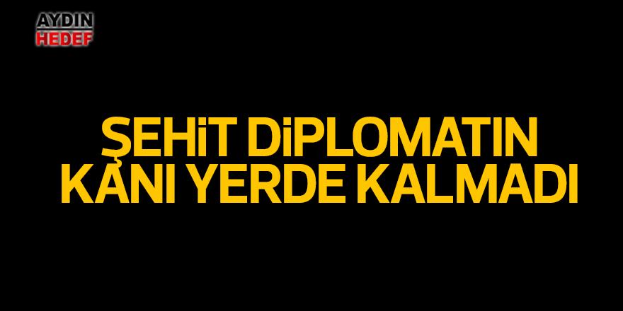 MİT ve TSK'dan 'Erbil suikastı' operasyonu! Şehit diplomatın kanı yerde kalmadı