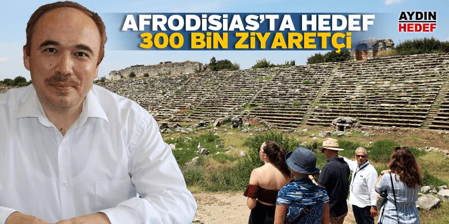 Afrodisias'ta hedef 300 bin ziyaretçi