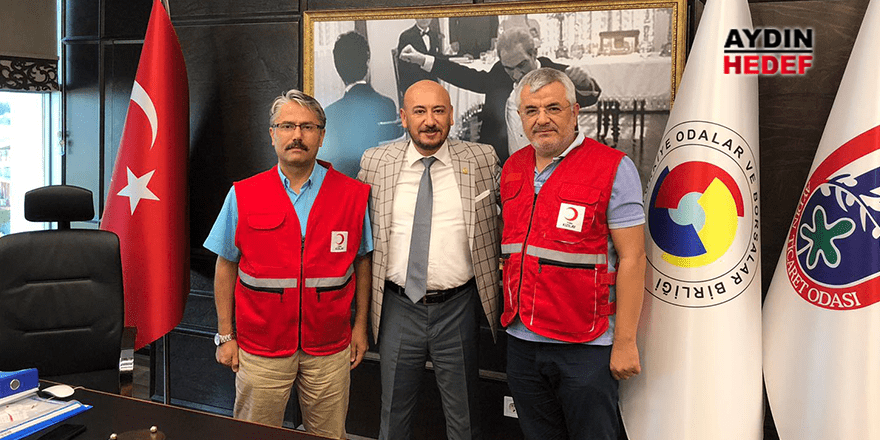 Hakan Ülken'den Kızılay'a Kurban bağışı