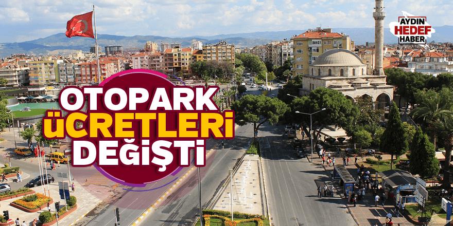 Aydın'da otopark ücretlerine yüzde 50 zam