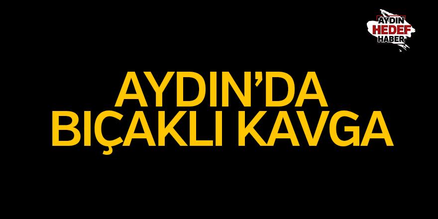 Aydın'daki bıçaklı kavga