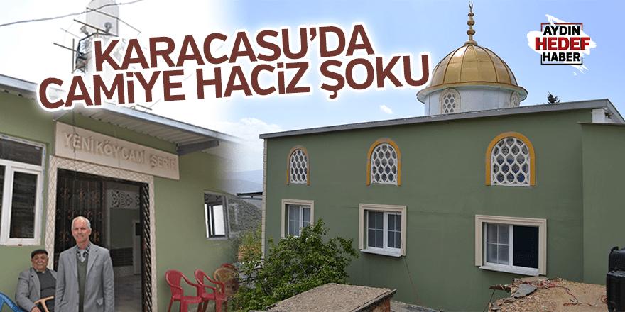 Camiye haciz memurları geldi