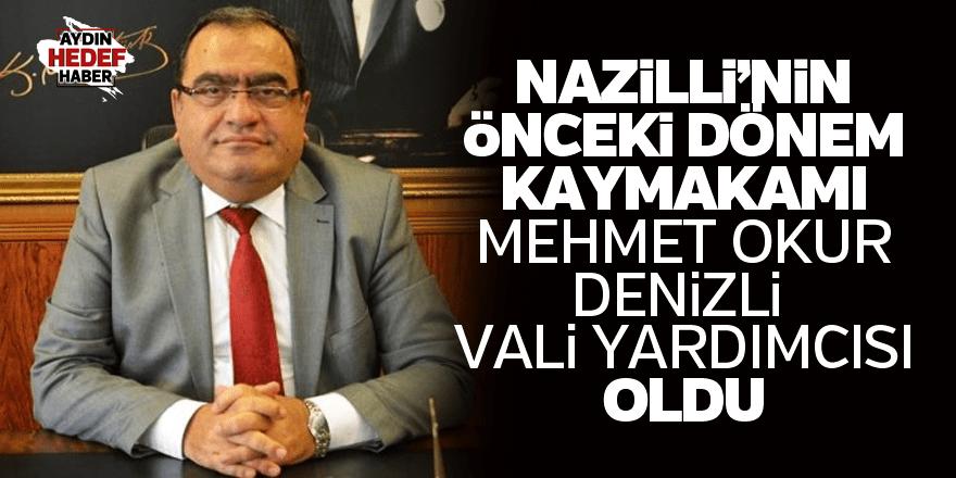 Mehmet Okur vali yardımcısı oldu