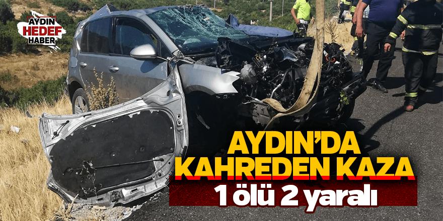 Otomobil uçuruma uçtu, baba öldü oğlu ve eşi yaralandı