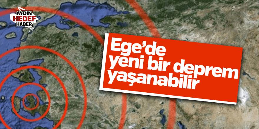 Ege'deki depremler