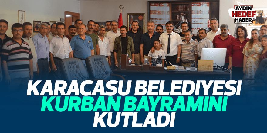 Karacasu Belediyesi kurban bayramını kutladı