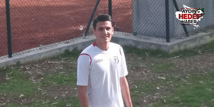 Genç golcü Aydınspor'da