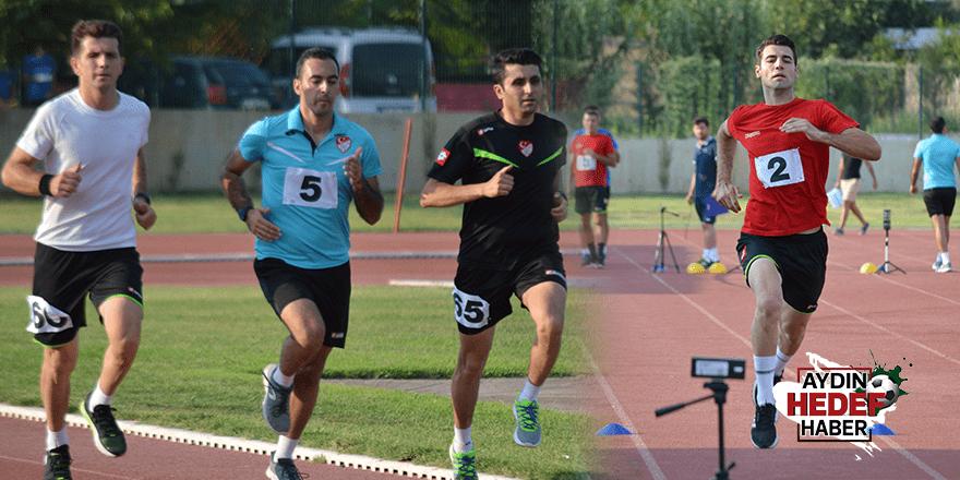 Aydın'da atletik test düzenlenecek