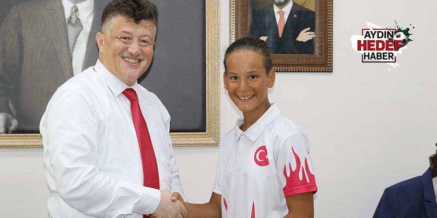 Baysan, Türkiye Şampiyonu oldu