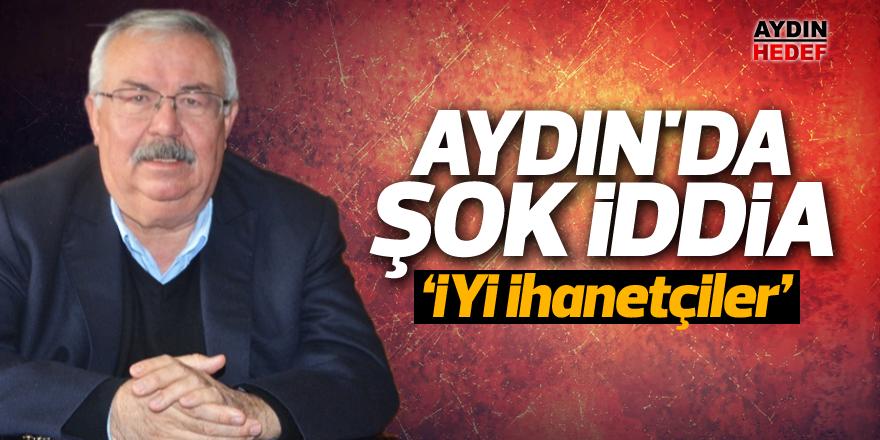 Aydın'da şok iddia