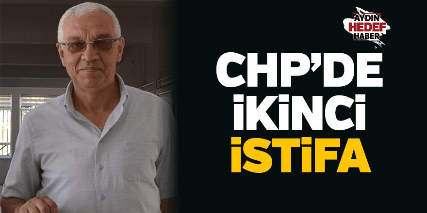 CHP'de ikinci istifa