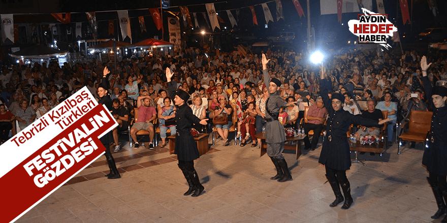 Festivalin gözdesi 'Tebrizli Kızılbaş Türkleri'