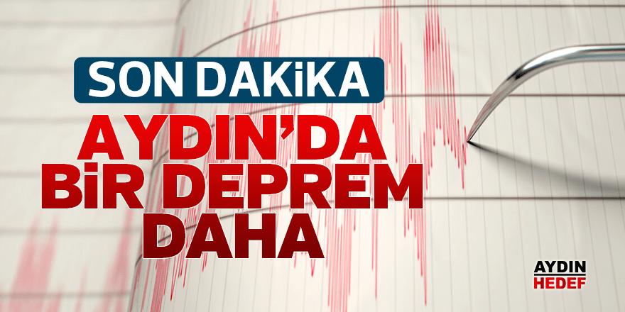 Ege Denizi'nde 4,4 büyüklüğünde iki deprem