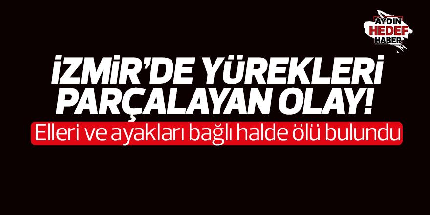 İzmir'de 5 yaşındaki çocuk ölü halde bulundu