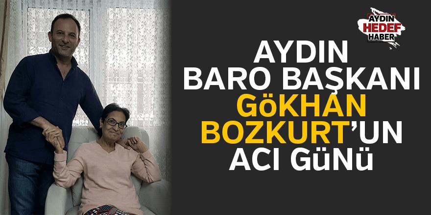 Baro Başkanı Bozkurt'un acı günü