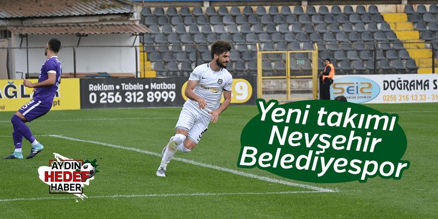 Yeni takımı Nevşehir Belediyespor