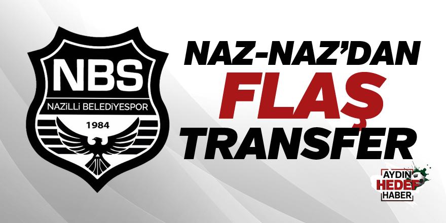 Naz-Naz'dan orta sahaya transfer