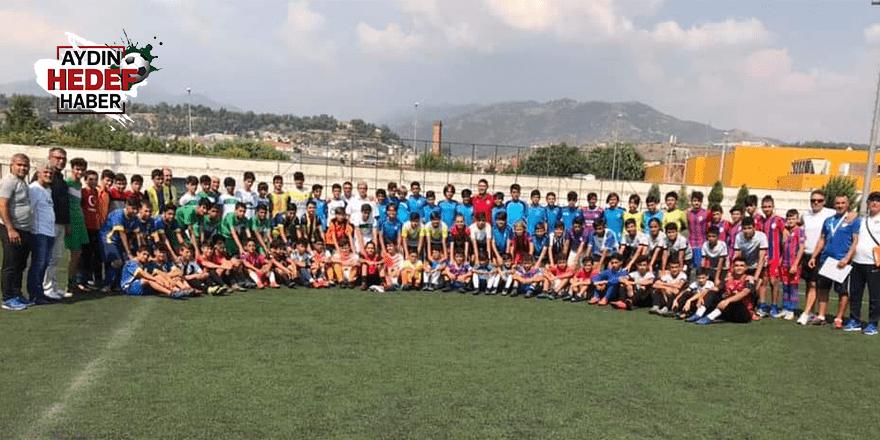 Futbolcu seçmeleri gerçekleştirildi