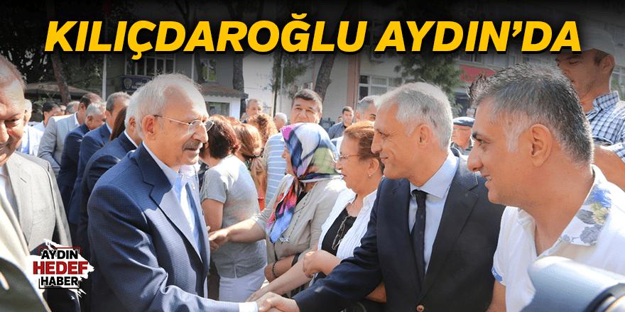 Kılıçdaroğlu Aydın'da