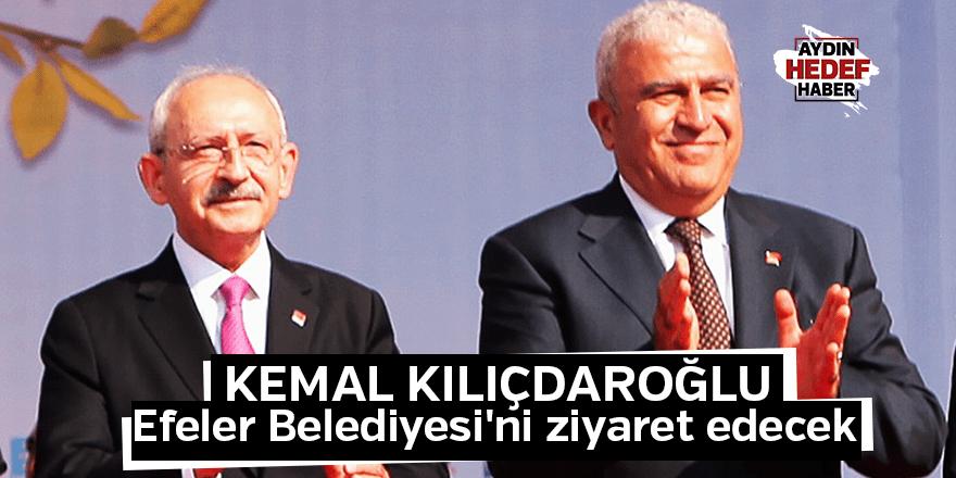 Kılıçdaroğlu Efeler Belediyesi'ni ziyaret edecek