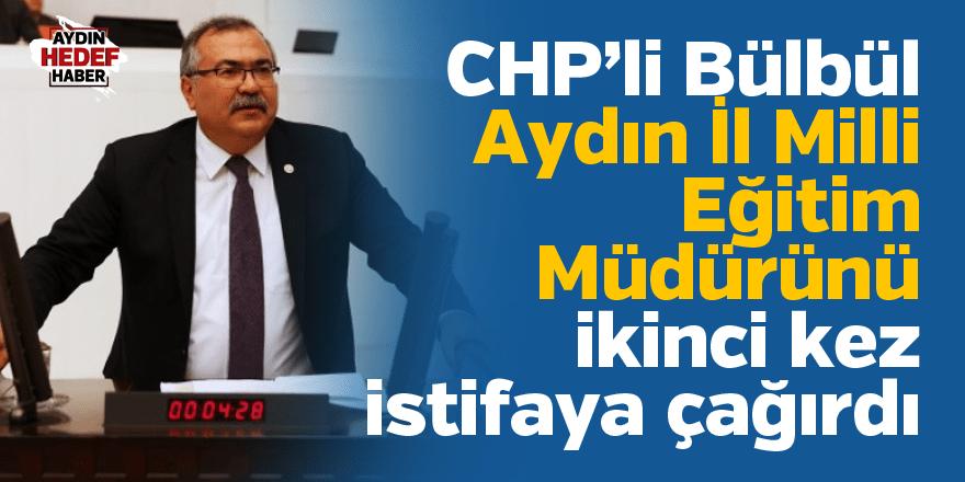CHP'li Bülbül: Okullar sizin arka bahçeniz değil