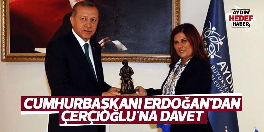 Cumhurbaşkanı Erdoğan'dan 30 başkana davet