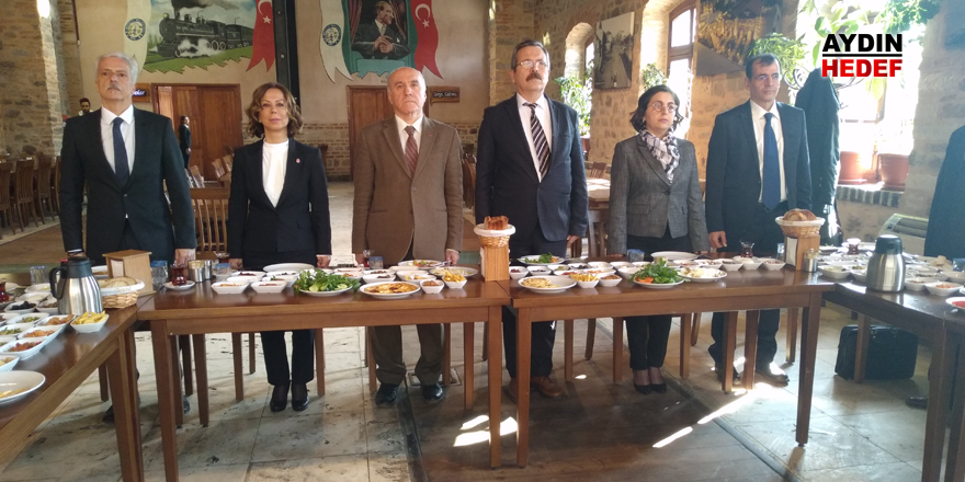 Vatan Partisi Nazilli'de 8 isme yer verdi