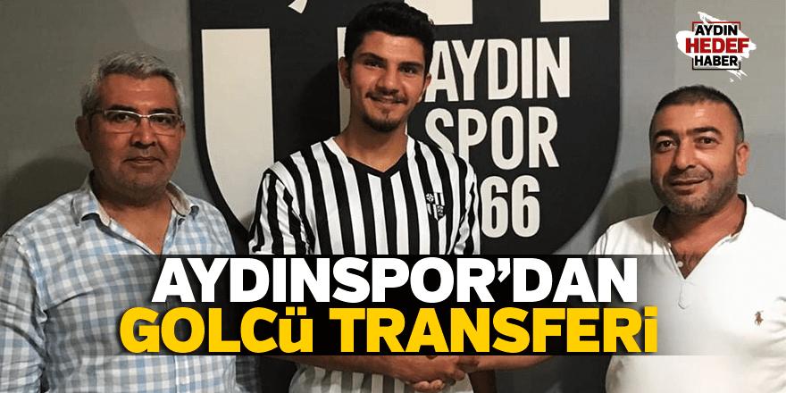 Aydınspor'dan golcü transferi