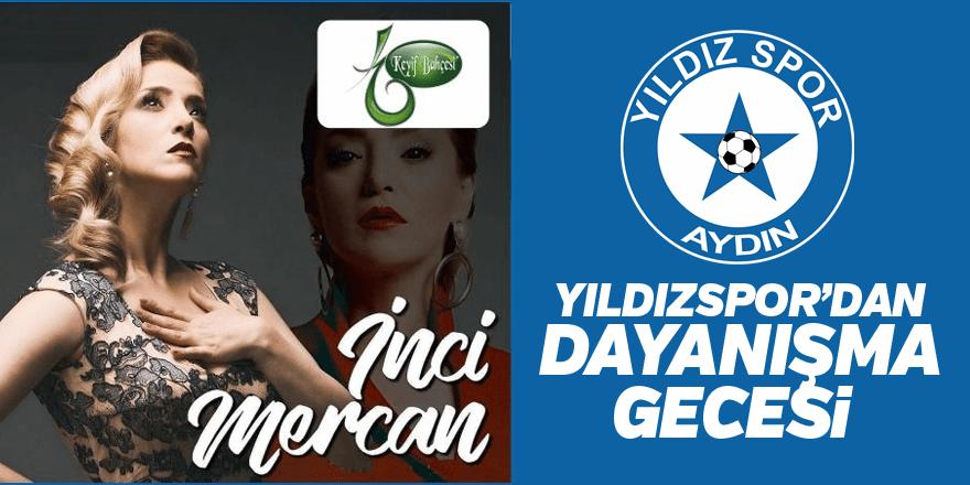 Yıldızspor'dan Dayanışma Gecesi